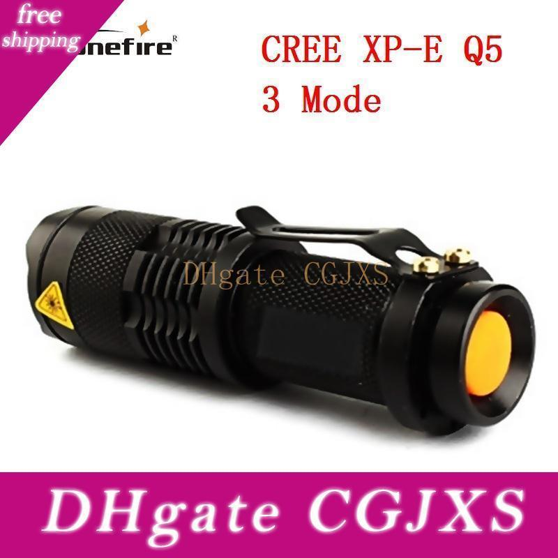 Usa Eu Hot Sel Tk68 Cree Q5 Led Portable Mini Flashlight Adjustable Focus Zoom Flash Light Lamp