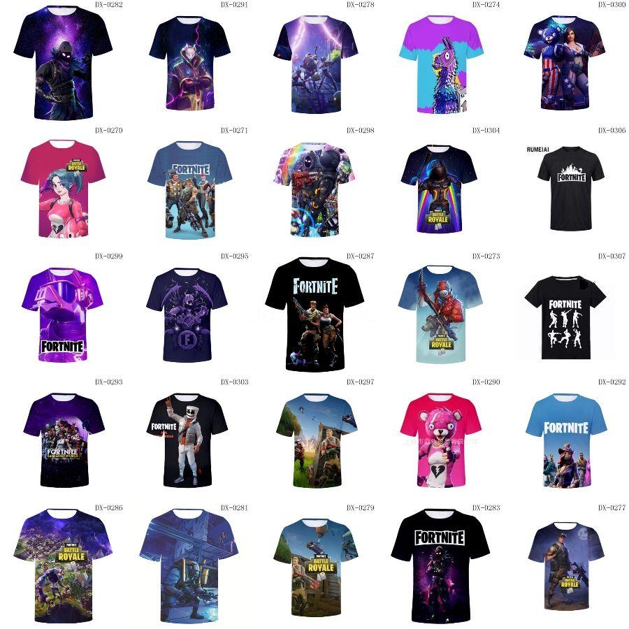 Мужчины бейсбол Джерси Нового прибытия Обрезанных Tee Дизайнер футболка для мужчин Футболка с коротким рукавом Крепость Night T-Shirt Спортивной FASH # 818