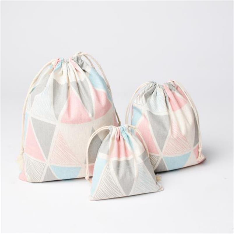 Kit de aseo con cordón Small Up Beauty Box Makeup Travel Wash Fashion Canvas Pouch Bag Cosmetic Case Almacenamiento Organizador Hacer VRTXJ IAIC DMRD