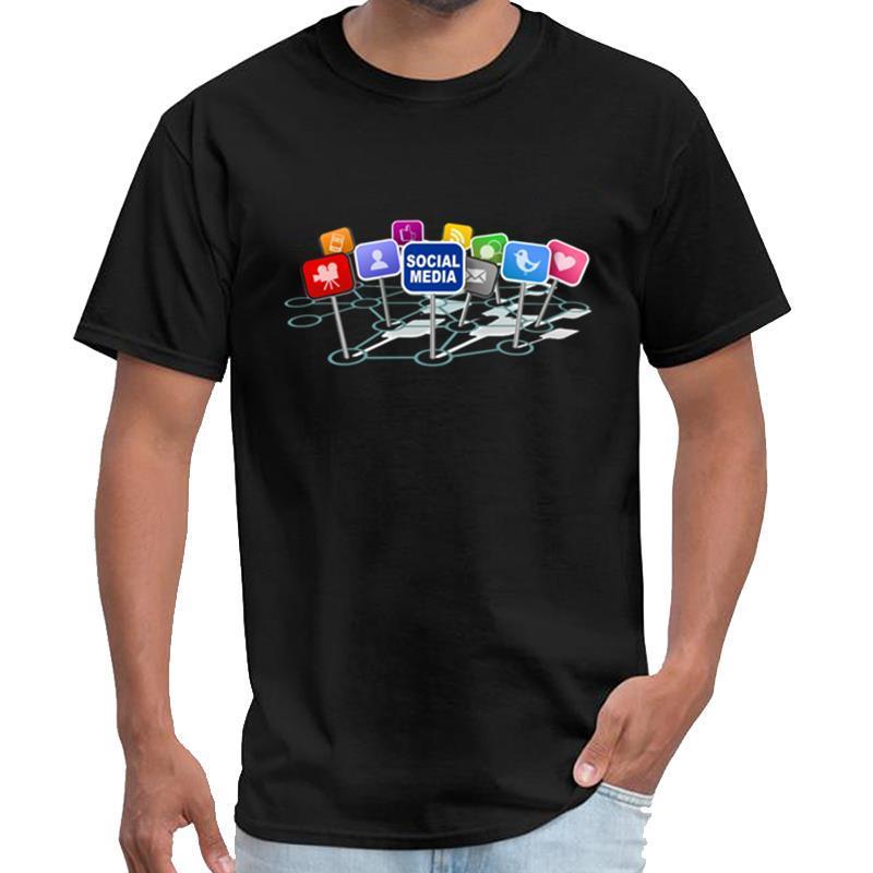 Mignon Social Media T-shirt homme Subnautica naruto t-shirt tenue s-5XL
