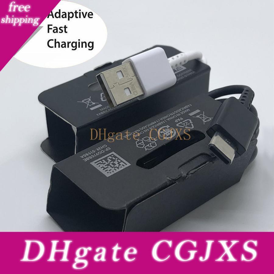 Oem Nota 10 S10 USB di tipo C cavo 1 .2m 2a veloce cable carica per Samsung Galaxy Note 10 S10 S10e S10p Ep -Dg970bbe