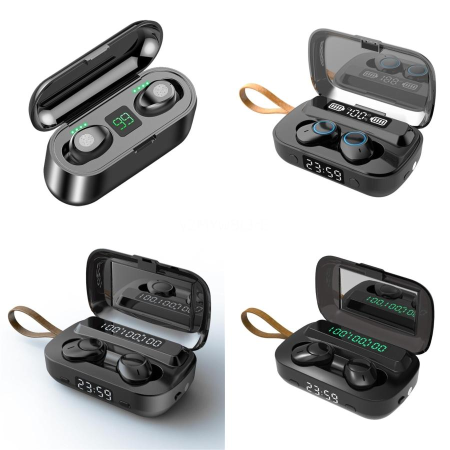 New S530 Mini Wireless Bluetooth 4.1 Earphone Stereo Light Stealth Headphones Headset Earbud With Micro Phone With Retail Package Box#684