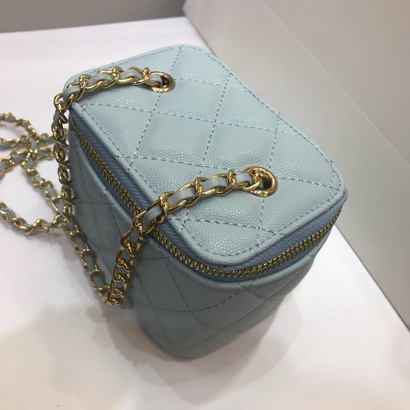 Nouveau sac en cuir d'épaule et de style américain de dames. Diagonal Diagonal Quality de luxe Designer Sac à main européen JWDNB
