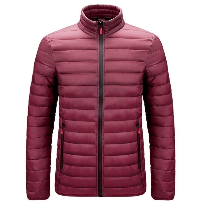 Erkekler kış sıcak açık aşağı ceket sıcak satış moda GJC66XJ0B
