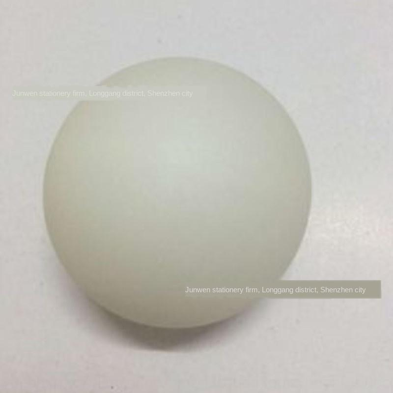 Nuovo colore materiale tavolo da ping pong pong senza parola sfera sorteggio soldato ballseamless palla alta durezza