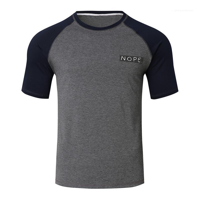 Tops Summer Homme Vêtements pour hommes Designer T-shirts manches courtes imprimés Mode T-shirts pour hommes lambrissé ras du cou
