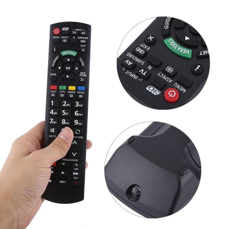 Cgjxs Für Panasonic Intelligent Tv N2qayb000350 Fernbedienung Ersatz Universal Controller