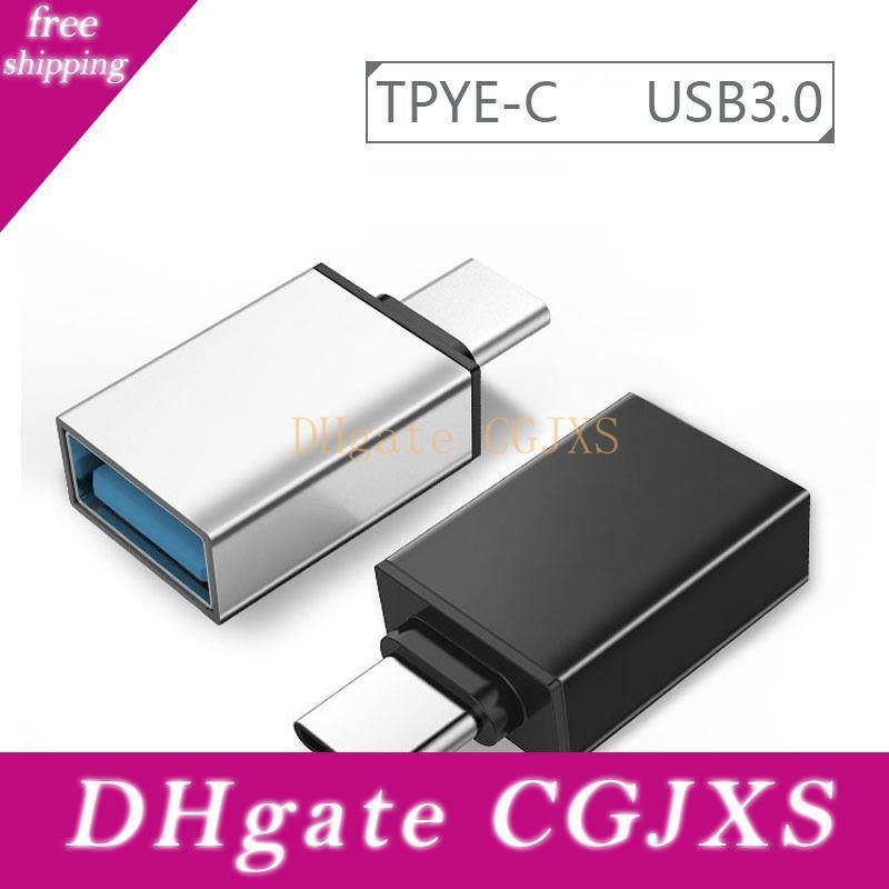 USB 3 0.0 a USB 0.1 3 Tipo C Función Adaptador Otg macho a hembra adaptador convertidor Otg OTG para Samsung Teléfono Motorola Lg Sony HTC