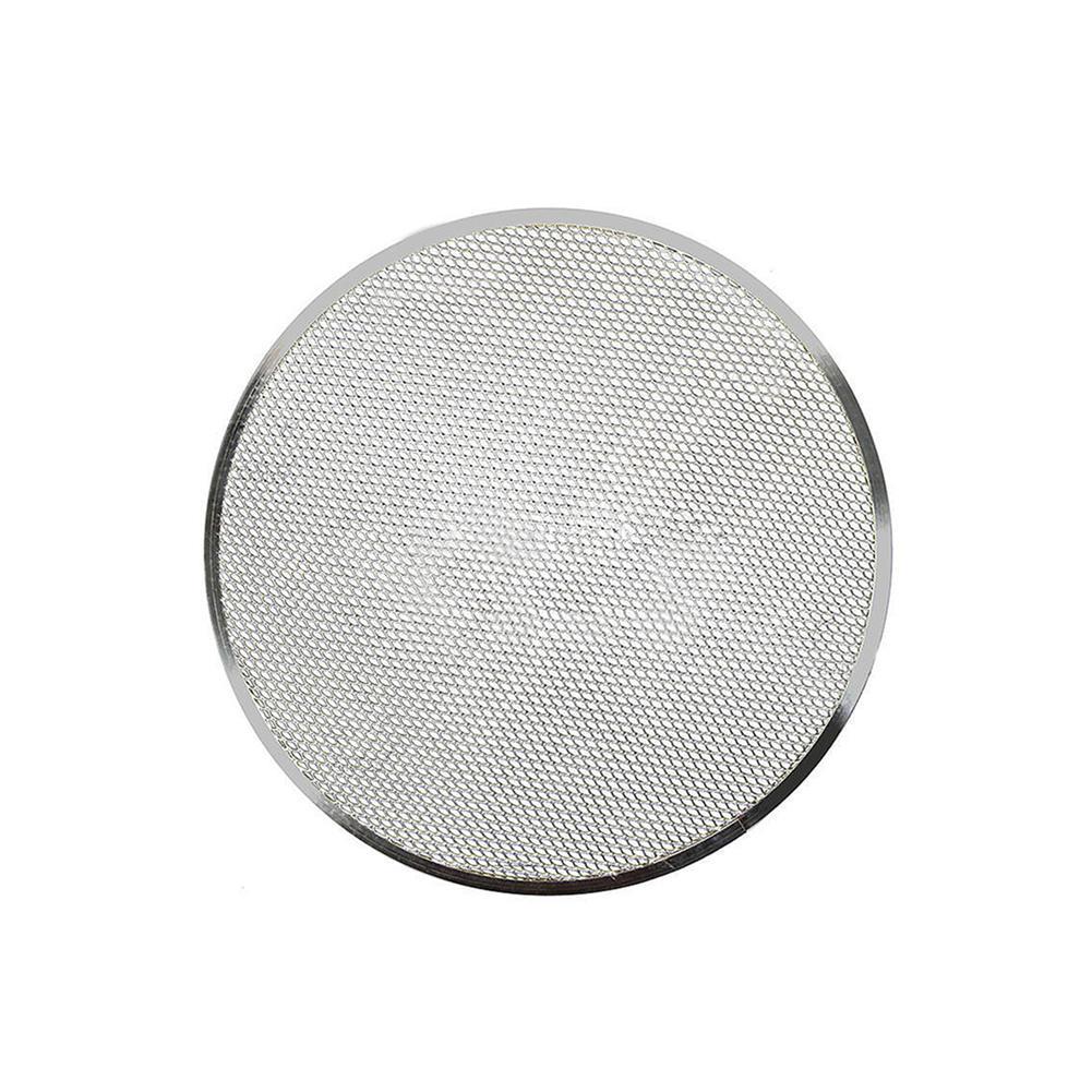 Accesorios utensilios para hornear pizza de la pantalla Bandeja de horno utensilios de cocina para el horno de aleación de aluminio