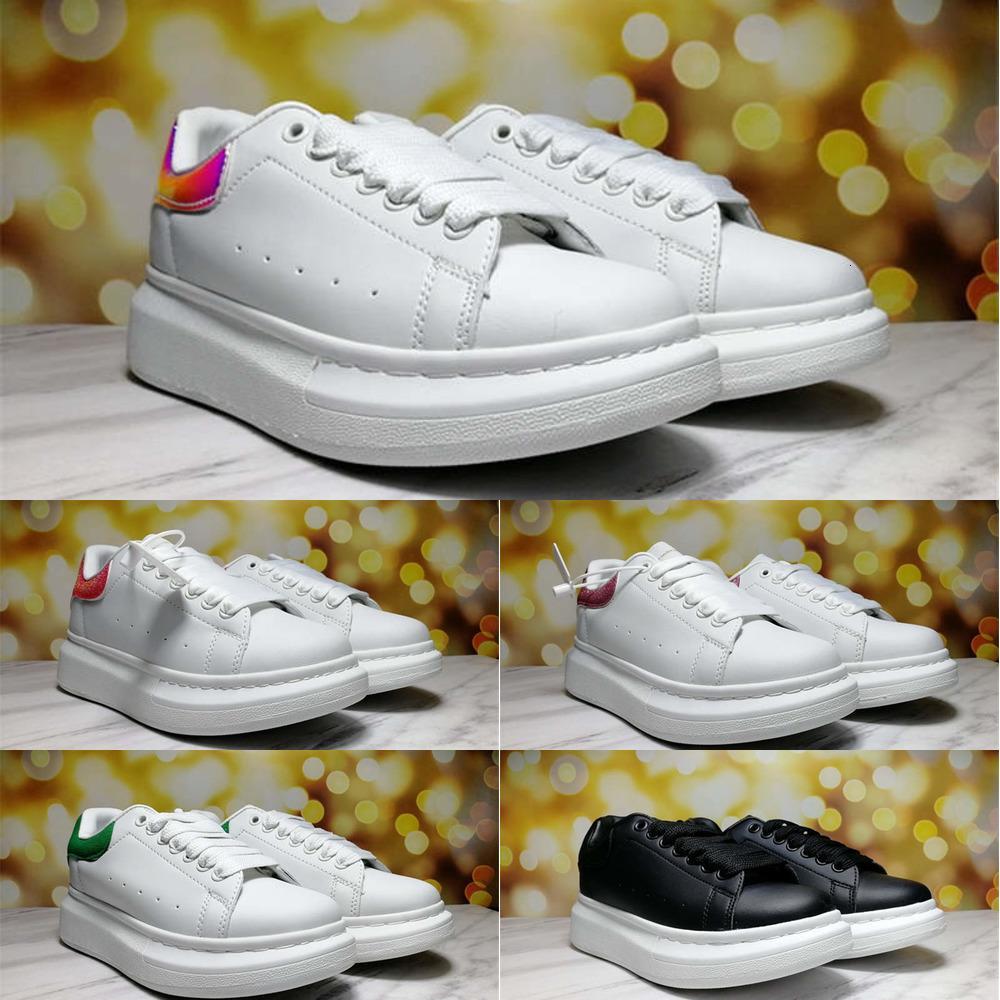 моды случайных женщин мужчину Alexendre McQveen женщины мужчины обувь выше донные кроссовки крытого размера открытых кроссовок 35-44 MZK1 WN3M 5H1T