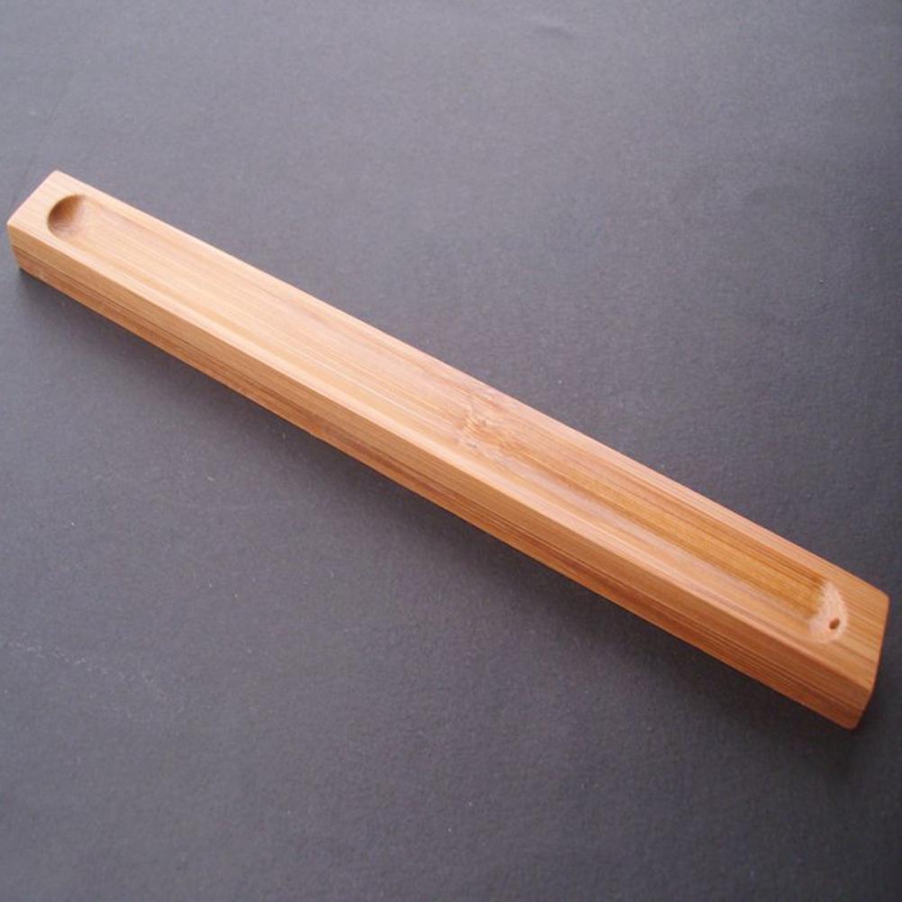 Presente Queimador de incenso Titular Bamboo Craft vara perfumada Ware HOME tradicional