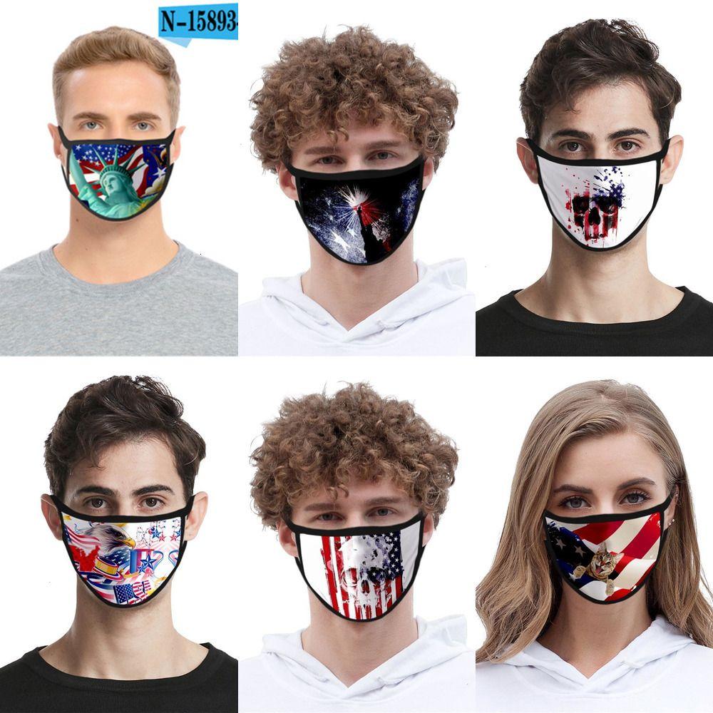 Kendinden Koruyucu Maskeler er 3-Katmanlı Meltblown Bezi yumuşak nefes İçin Tasarımcı Yüz Maskesi FreVAHW Maske