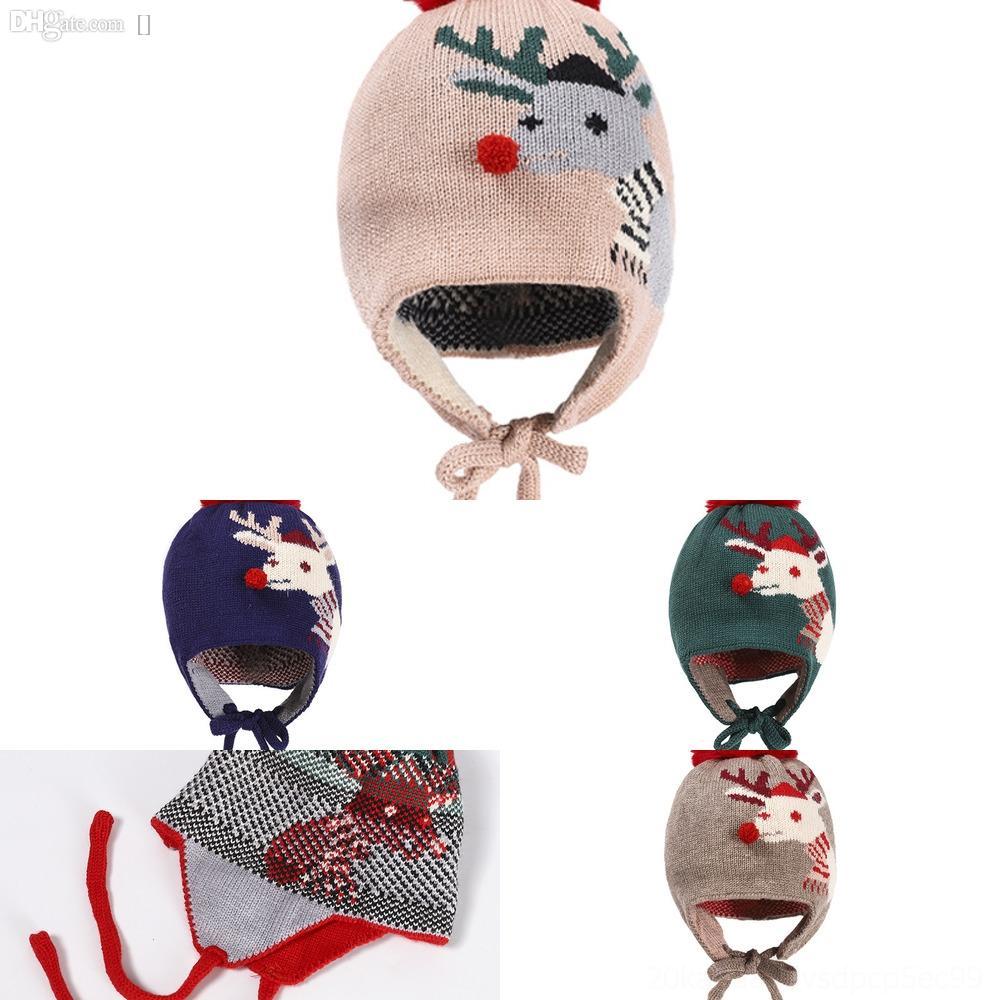 vjztB Natale fornisce Cap spessore ultra morbido peluche Babbo Natale Primo cm occhio Natale cappello della Santa Caus diverso a Hat Cap