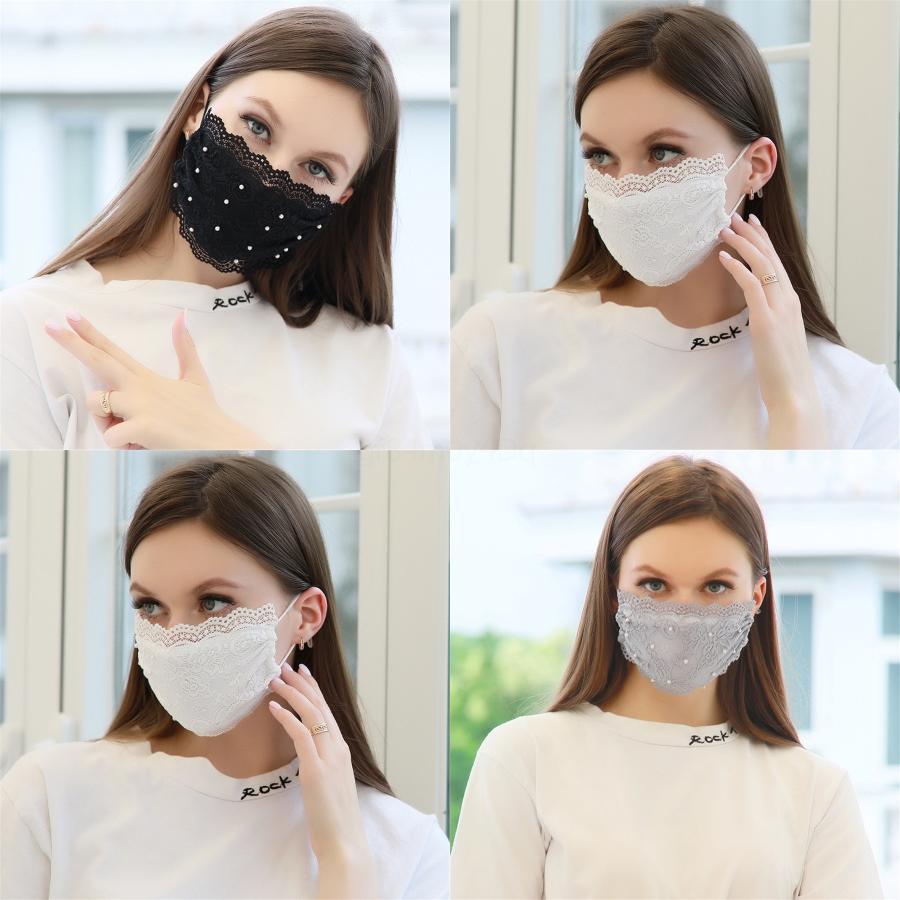Impression Prective S Mascerine Foldale anti-poussière UV Fa Masque Masques Ip Op Mout # 972