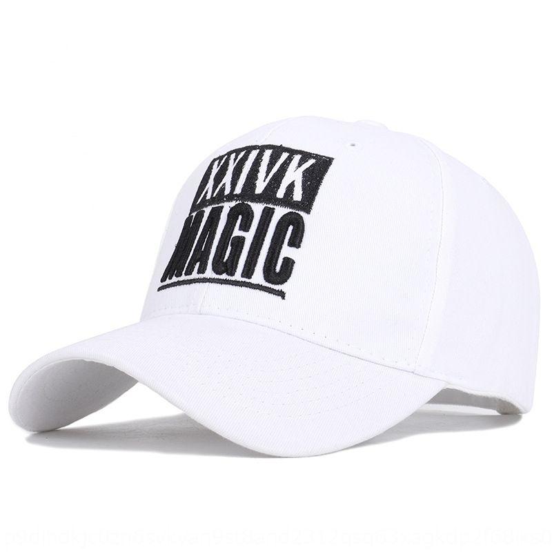 2019 spring new Bruno Mars 24k magic XXIV baseball Magic baseball cap cap Mars brother