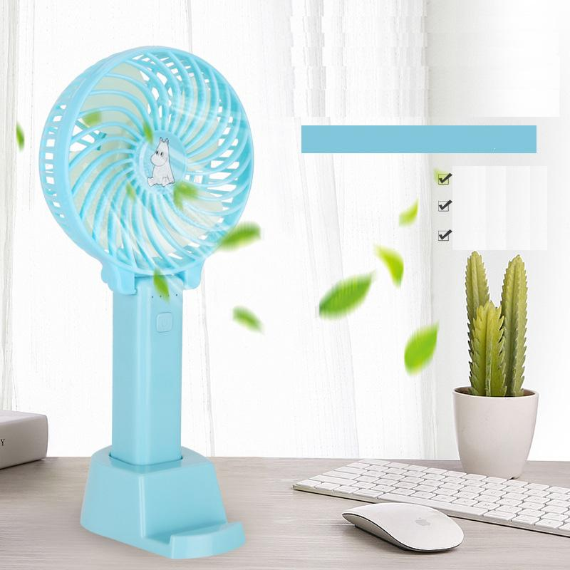 5V Portable Handheld Mini Fan USB Ventilador Rechargeable USB Device Electronic Gadgets for Phone Cool Gadzety