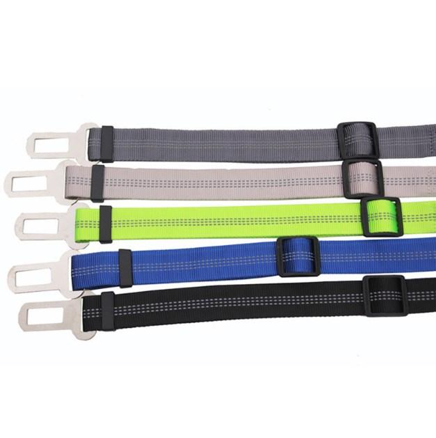 Pet Dog Supplies Vehicle Car Pet Dog Seat Belt Pitbull Puppy Car Seat belt Safety Lever Harness Lead Clip Products