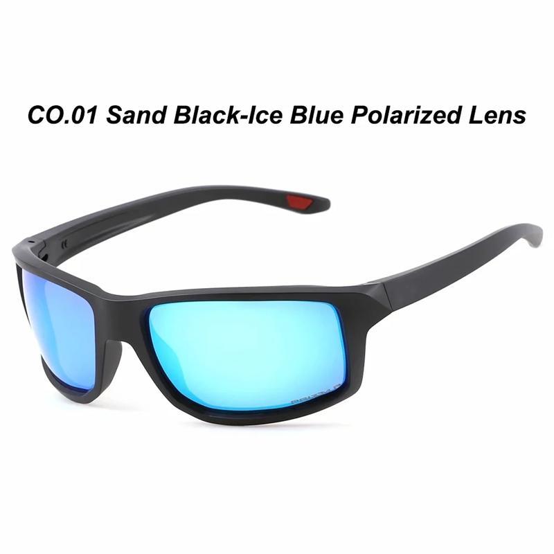 Роскошные качественные очки Мужские бесплатные поляризованные солнцезащитные очки TR90 9449 Спорт Высокий с GNJXK Sun Glasses Designer Case Солнцезащитные очки Женские коробки IPWWR