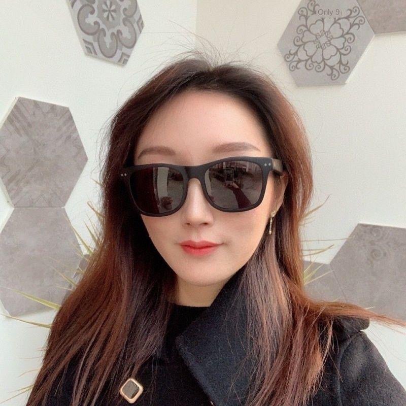 Деревянные очки, подходящие для мужчин и женщин любого типа лица большие деревянные каркасные поляризованным солнечные очки