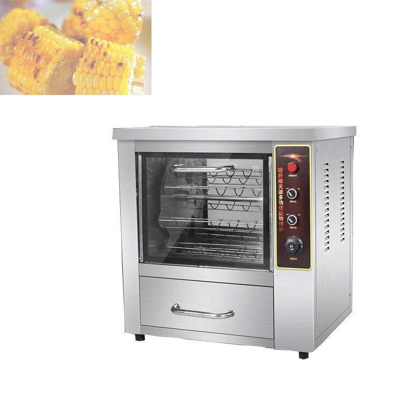 Roast Potato MachineFresh purple sweet potato Roasting Machine/Maize roasting machine