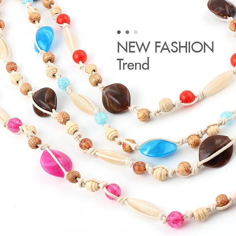 MZRmW Yaz yeni online sıcak satış deniz kabuğu güzel dekore bel halat elbise kadın yönlü elbise bel zinciri