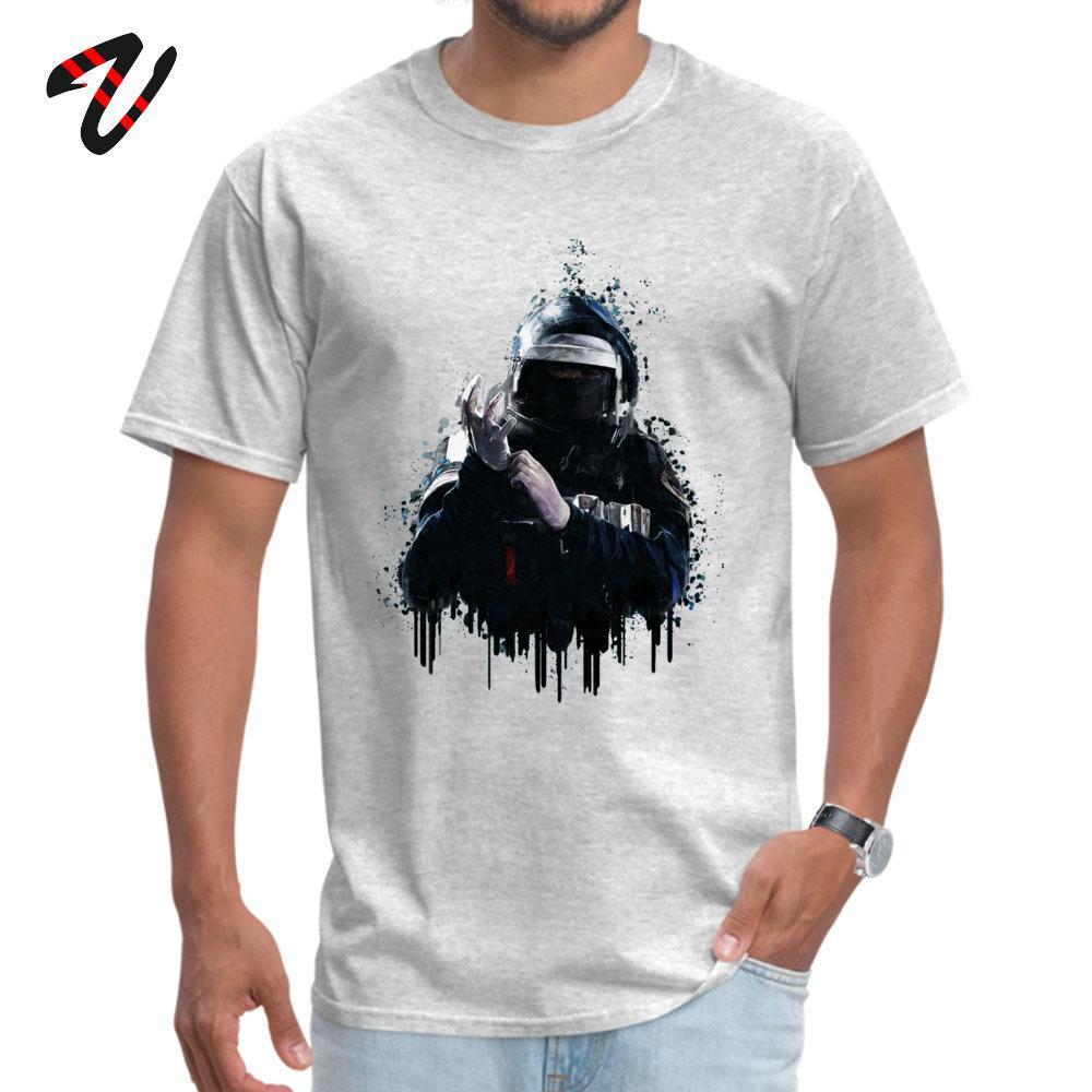 Simple style Doc hommes Les T-shirts bon marché d'été Automne court Muscle O Neck Poutine en tissu T-shirts personnalisés T Tops Shirts