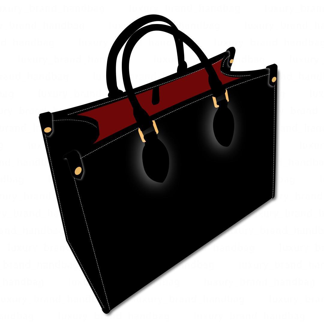 2020 alışveriş çantası çanta moda omuz çantası klasik kadın ve erkek deri kaliteli üst çanta siyah mavi sarı desen totes 0001