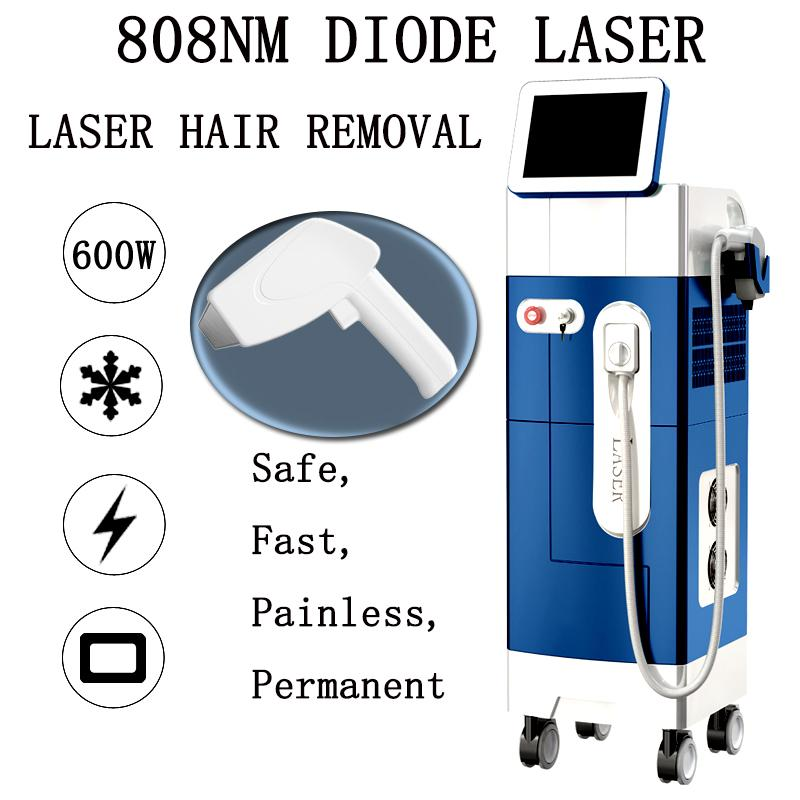home permanent hair removal 808 laser hair removal equipment 808nm diode laser machine Painless Fast Permanent result