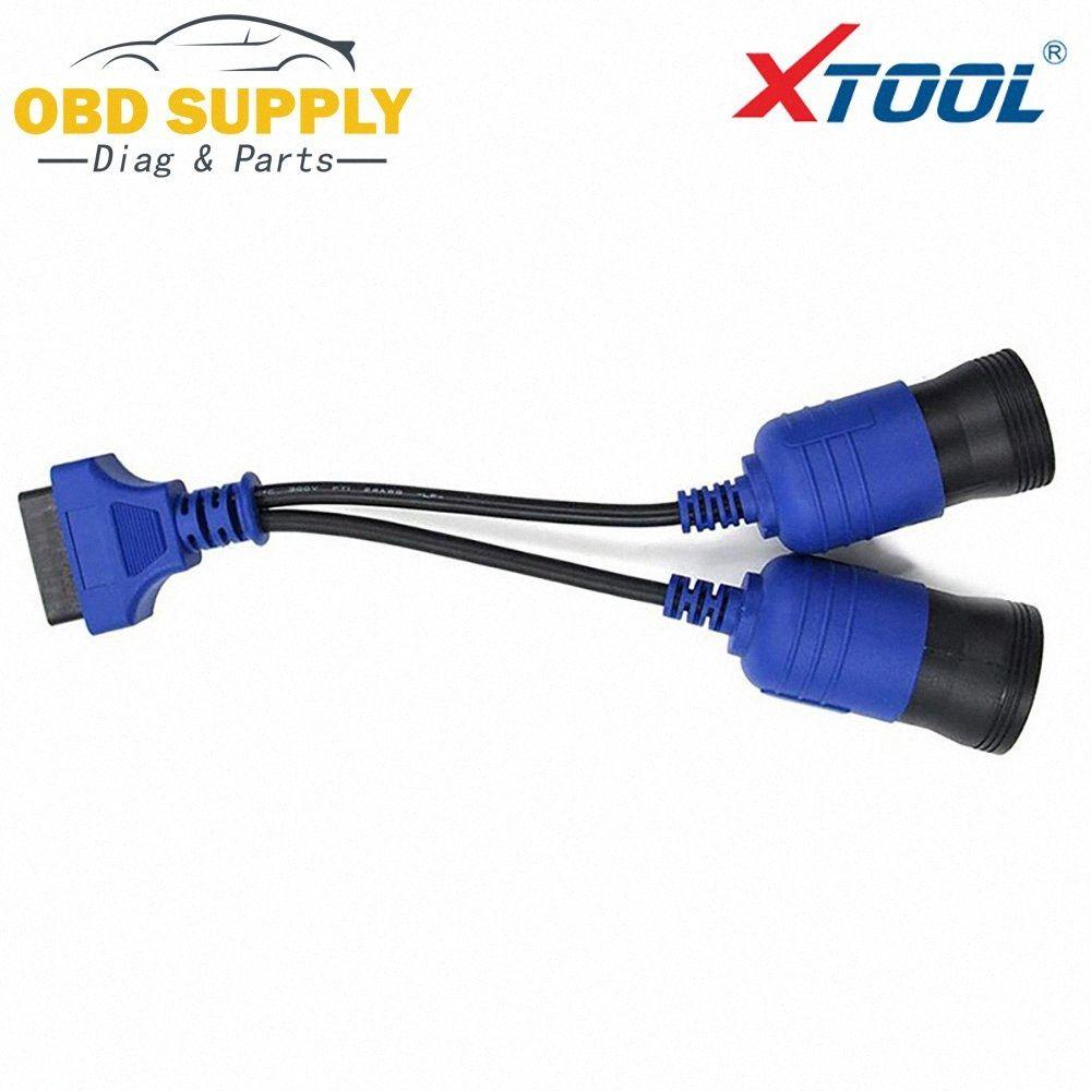 Codici 2018 Xtool PS2 OBDII 16 Cavo Per X1 PS2MINI E300 E400 OBD II OBD 2 adattatore diagnostico OBDII adattatore Automotive diagnostica Autom sKS2 #