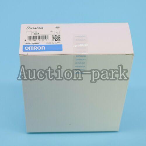 Nuevo en caja Omron CQM1AD042 Módulo PLC PLC Módulo CQM1AD042 1 año de garantía # XR