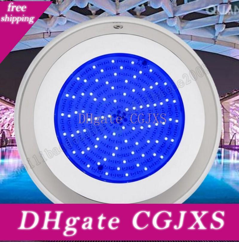 2017 New Ce Rohs Led Swimming Pool Spa Lights 252 Leds 18w Rgb Multi -Color 12v Underwater Free Shipping Myy