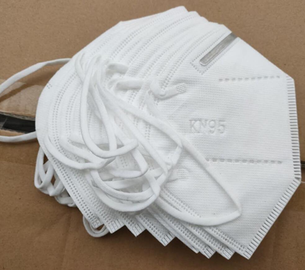 auf Lager kn95 Einweg-Gesichtsmaske für Erwachsene KN95 95kn Designer Maske Antistaub-Nebel Staubdichtes PM2.5 Mund facemask Maske