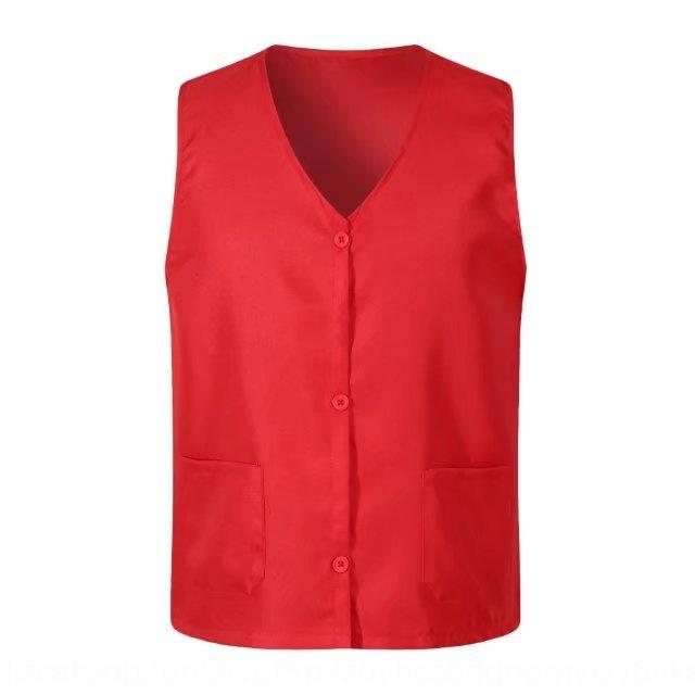 oHBDw pubblicità SOTTILE volontario Coat attività Commonweal cappotto rosso di stampa gilet gilet abbigliamento