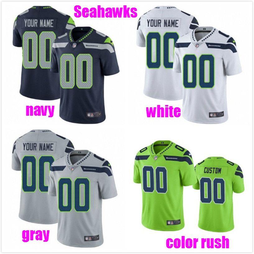 El fútbol americano encargo Jerseys para niños para mujer para hombre de la Juventud personalizadas auténticos kits de color Maillot de france camiseta púrpura 4XL 5XL 6XL