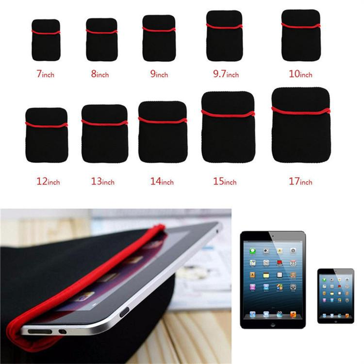 Для IPAD HP DELL ASUS Lenovo Tablet PC вкладышами 17 16 15 14 13 12 11 10 9 8 7 дюймовый ноутбук случае портативного пылезащитной и защитной крышкой капли