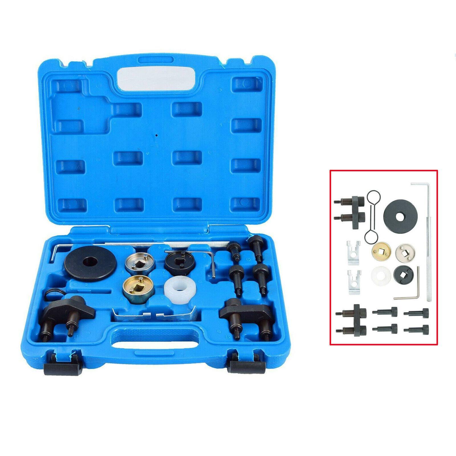 Free shipping Distribuzione motore a camme di bloccaggio Alignment Tool Kit per Audi Vw 1.8 2.0 TFSI EA888