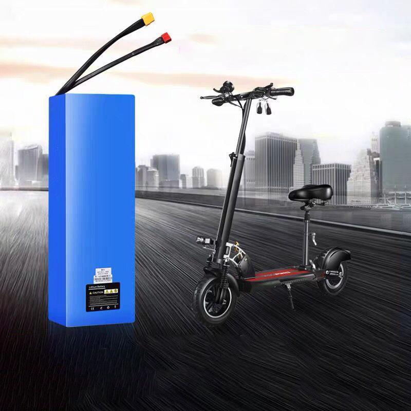 18650 48V Battery Pack sostituzione E-Scooter 13Ah 15Ah 18Ah 20Ah della batteria al piombo di 48 v 750W 1000w E-Moto Motori