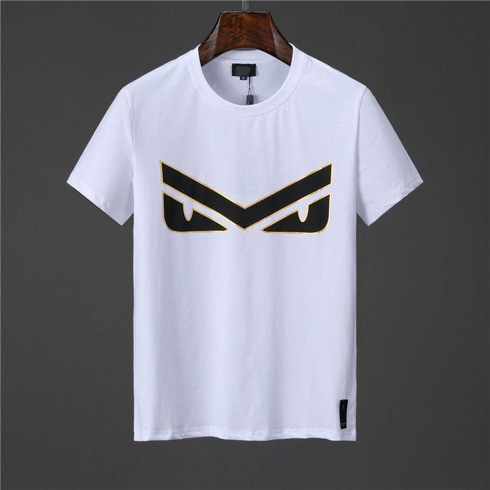 Erkek T Shirt Hip Hop Moda Kuş Baskı Erkek T Shirt Kısa Kollu Yüksek Kalite Erkekler Kadınlar Tişörtlü Polo Boyut M-3XL