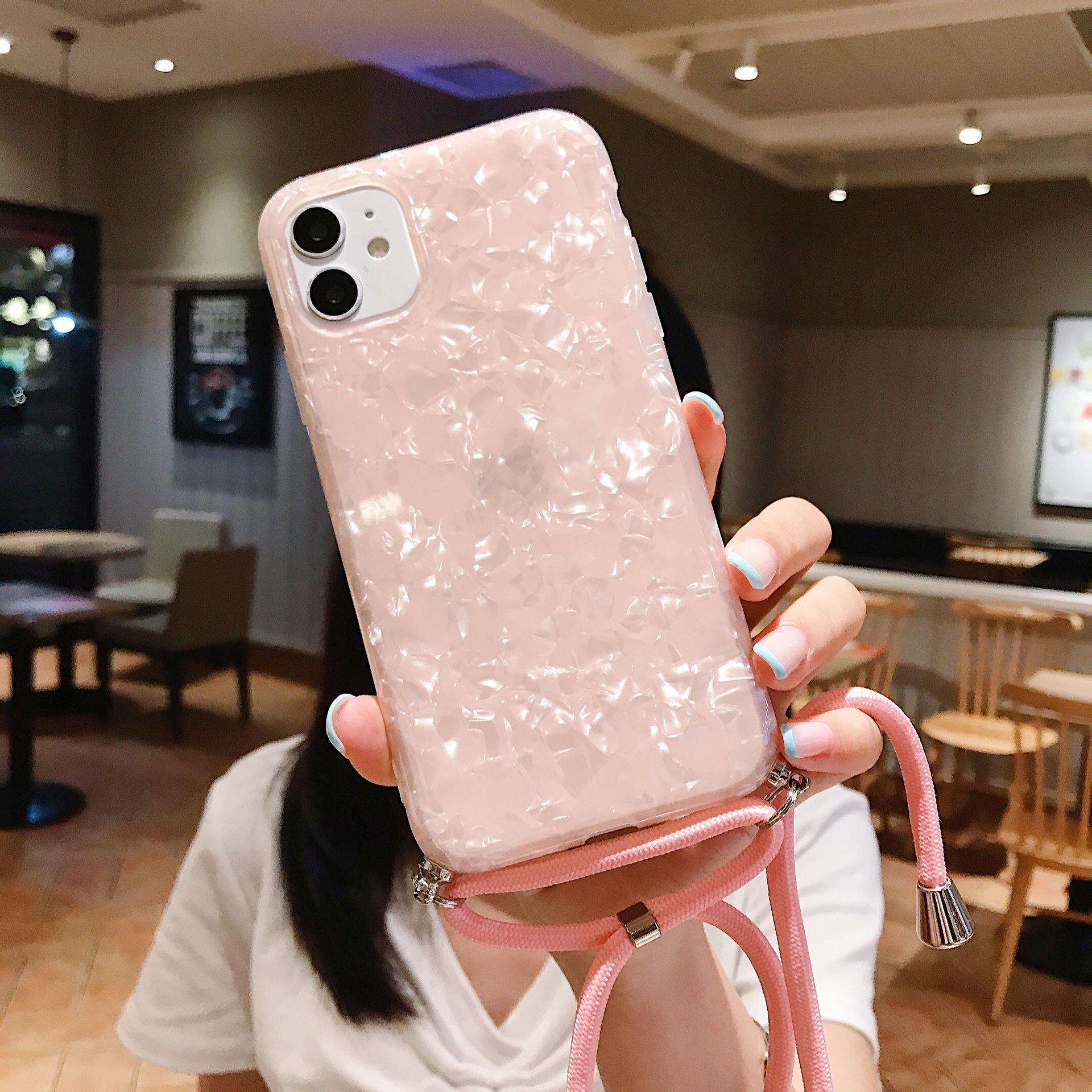 Prägemuster Fälle für iphone 11 Pro max xs max X XR Luxusetui berrys Modelle Designer Telefonabdeckung für iphone 7 8 6 6S plus