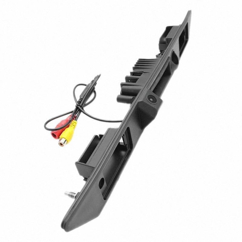 Opinião traseira do carro Tronco Camera Handle para A3 A4 A5 A6 A8 A6L A8L Avant reverso I7y6 #