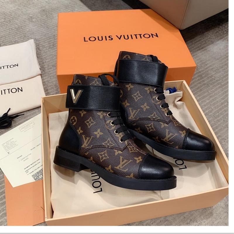 08 de lujo de diseño de moda casual botas cortas, viajes zapatos ocasionales al aire libre, de alta calidad, entrega rápida, la caja original