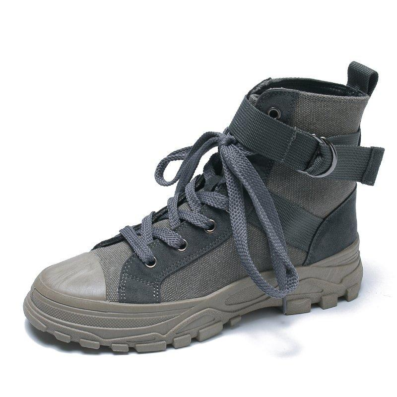 04 ----- 2020 nouvelles bottes chaussures miroir mode dames lumineux PU 35 ---- 40 imperméables en cuir femme bottes Martin bottines
