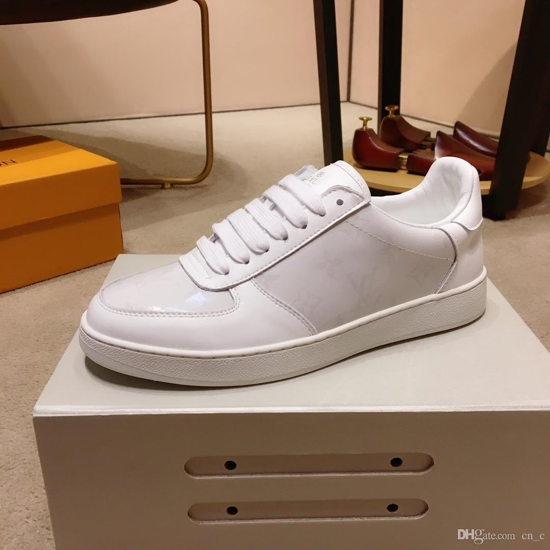 2019u nouvelles chaussures de sport pour hommes de haute version de luxe, chaussures de sport de mode pour hommes en plein air tendance, chantiers: 38-45