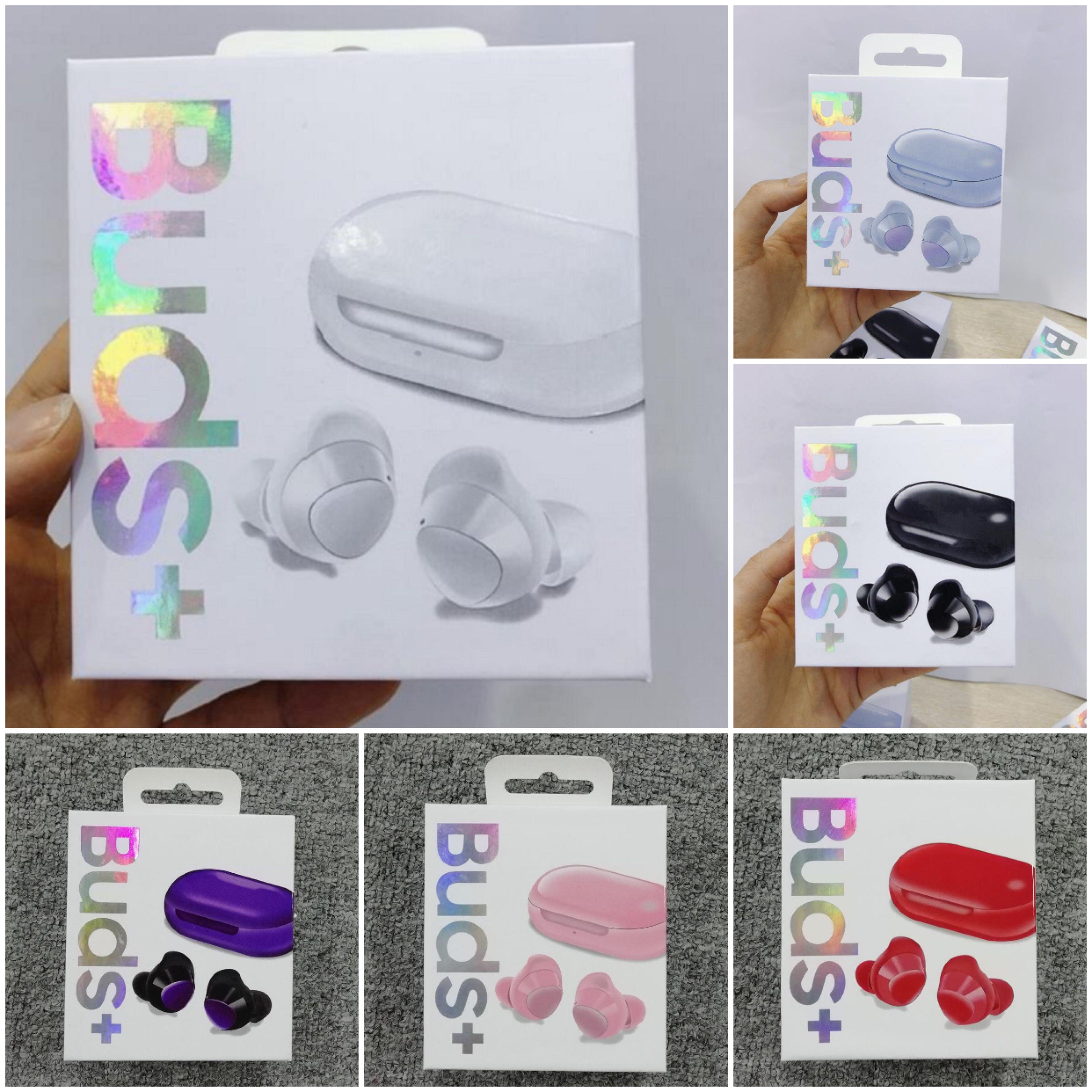 Orecchio DHL mini TWS Bluetooth germogli Inoltre cuffia Wireless Headset con il Mic stereo Bluetooth 4.1 auricolare per Android Samsung Galaxy