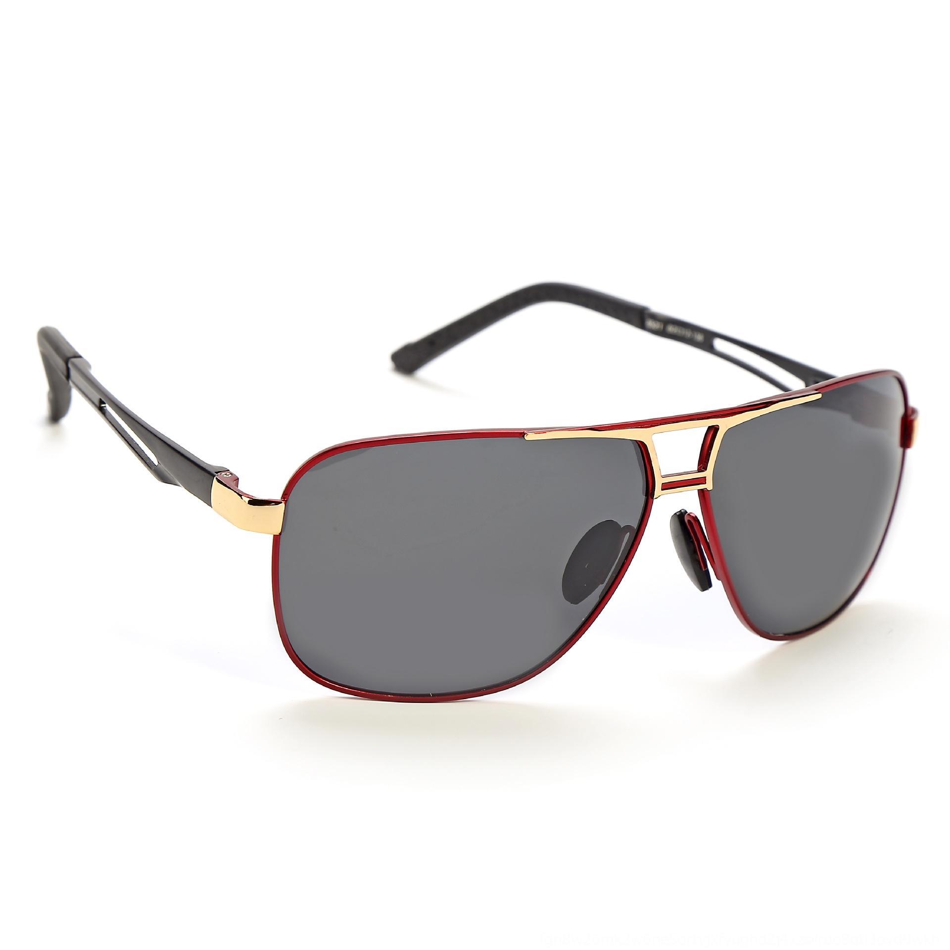polarisé soleil lunettes de soleil grande tendance des femmes de cadre et la conduite classique des hommes lunettes de soleil qv0Su