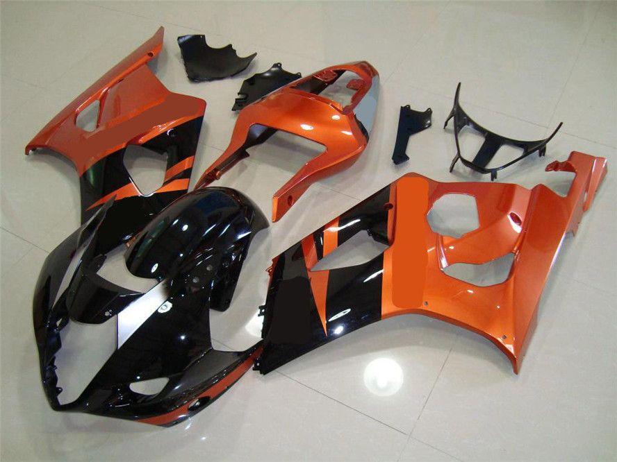 Bodys For SUZUKI GSXR1000 GSXR1000 2003 ~ 2004years Frame dark blue new 14HC.30 GSXR1000 K1 03 04 GSXR-1000 2003 2004 Fairing kit