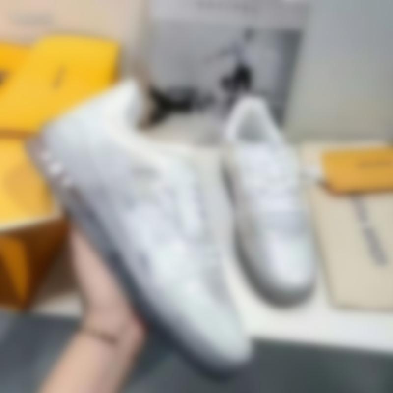 Louis Vuitton LV 2020 Yeni Varış Hot Moda Günlük Temizle ayakkabı zx33 Run Away erkekler için şeffaf Trainer Sneaker Ayakkabı Sneakers mens