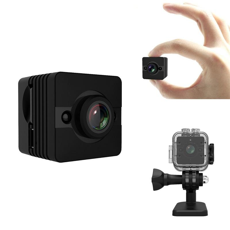 30M impermeable HD 1080P mini videocámara del Consumidor de la cámara Micro Cam Sport vídeo grabadora de audio del sensor de movimiento de la visión nocturna