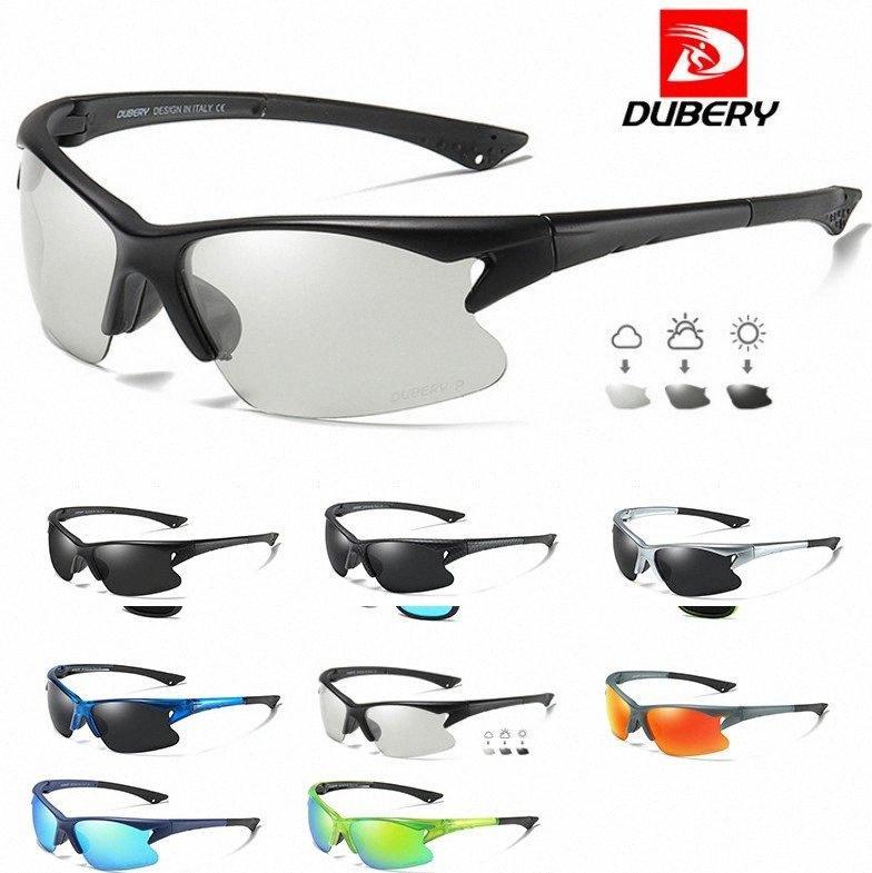 DUBERY óculos de sol das mulheres dos homens polarizados 2019 de Moda de Nova Goggle Mens Vintage Sun Óculos Sport Driving Espelho Retro Luxury Sunglasses Fr SxOm #