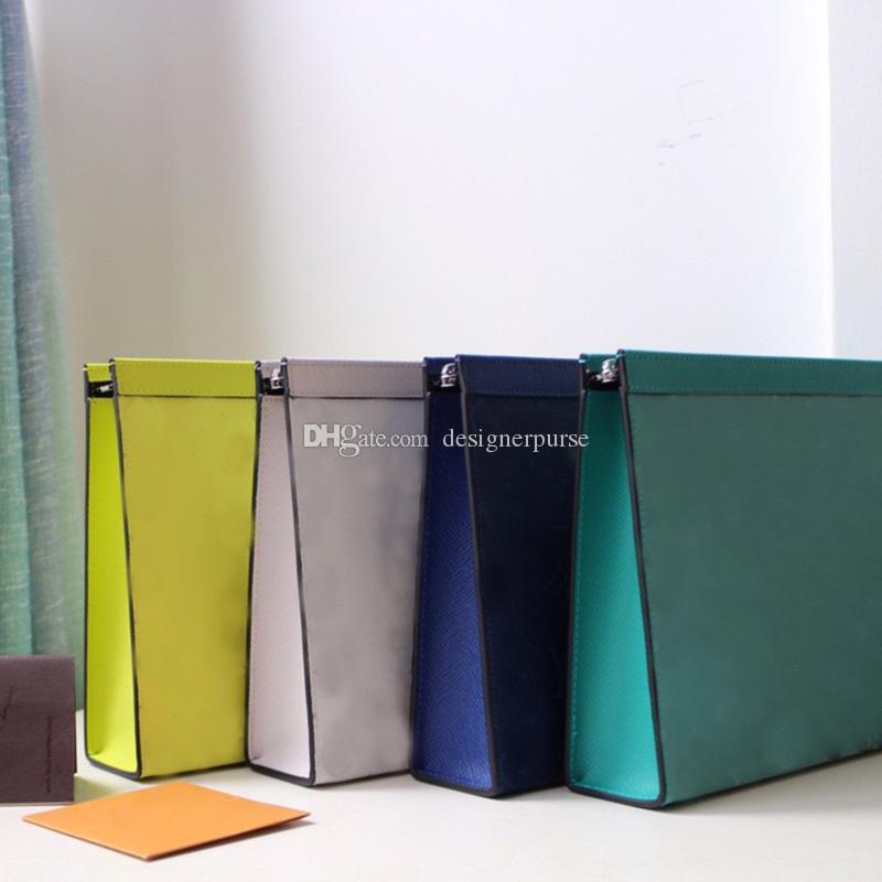 Voyage Bag Luxus Geldbörsen Hohe Qualität Handtasche Pochette Designer Beutel Designer Männer Kilometer Reise Mode Kupplung Taschen Kosmetische Frauen M Looi
